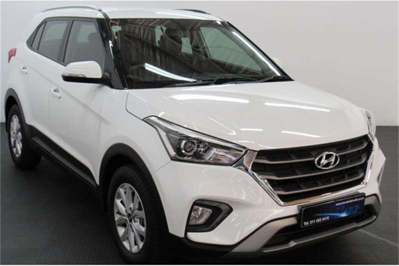 Hyundai Creta 1.6 Executive auto 2019