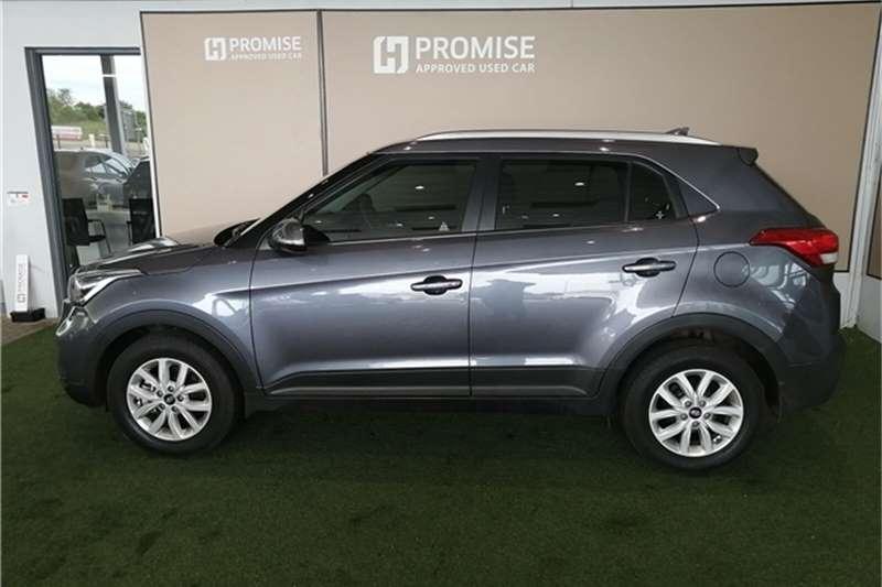 Hyundai Creta 1.6 Executive auto 2020