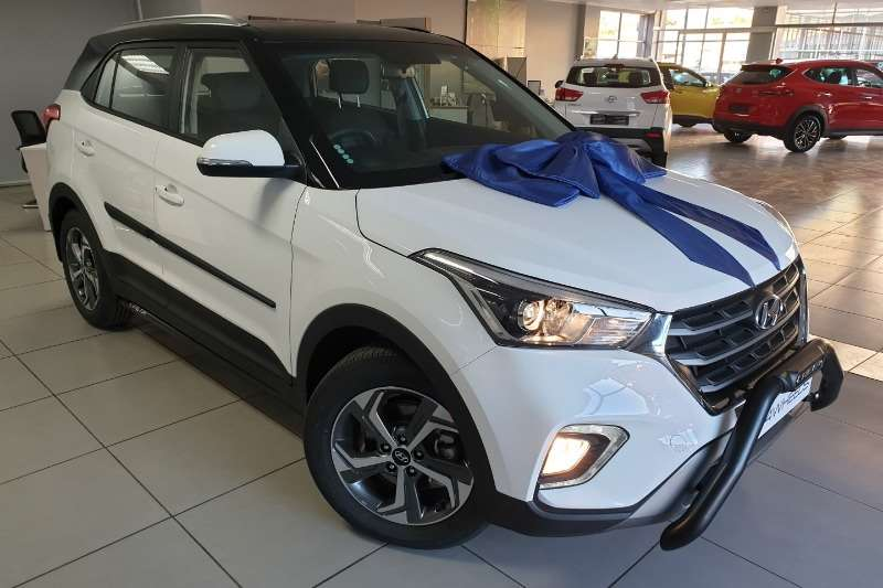 Hyundai Creta 1.6 Executive Limited Edition 2019