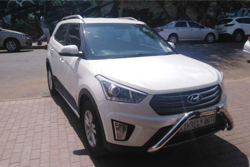 Hyundai Creta 1.6CRDi Executive 2017