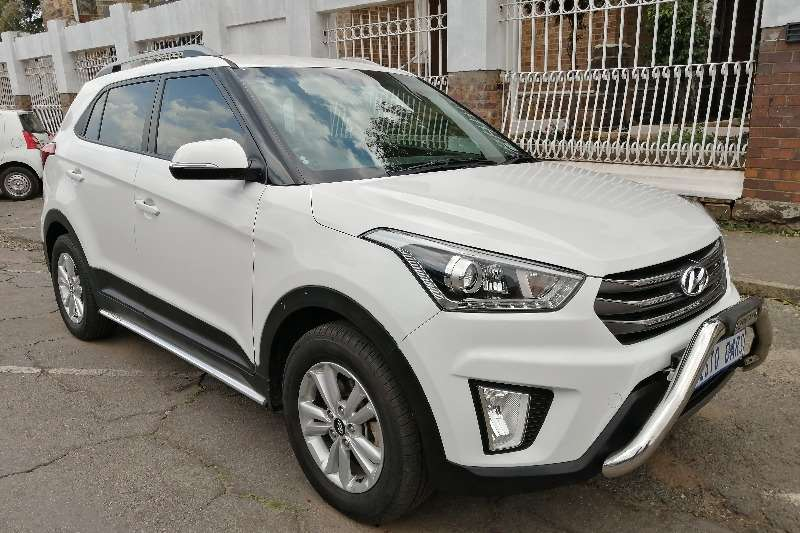 Hyundai Creta 1.6CRDi Executive auto 2017