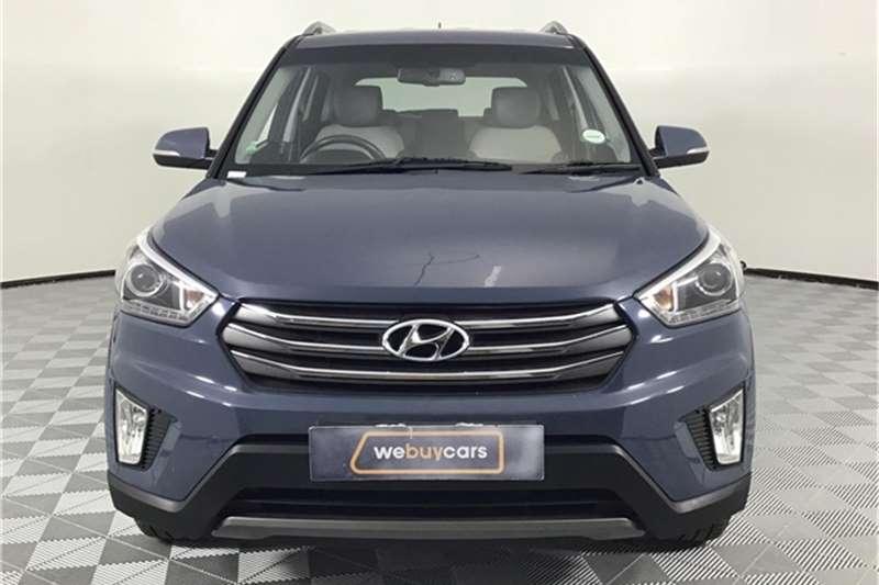 Hyundai Creta 1.6CRDi Executive auto 2017