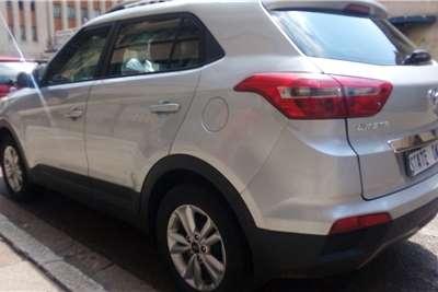 2017 Hyundai Creta Creta 1.6CRDi Executive auto