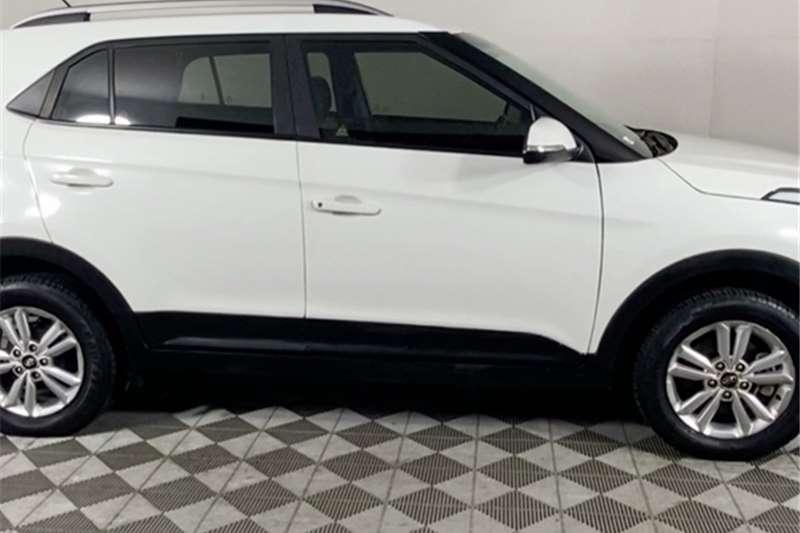 Used 2017 Hyundai Creta 1.6CRDi Executive auto
