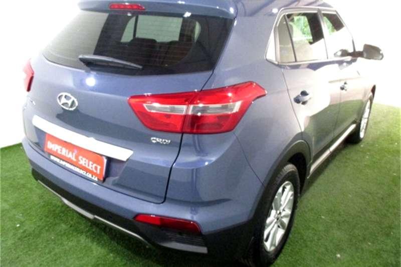 Hyundai Creta 1.6CRDi Executive auto 2018