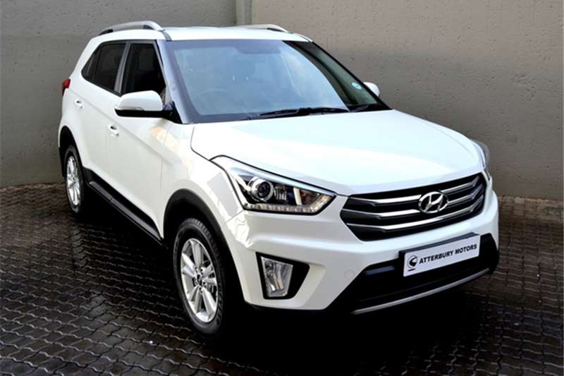 Hyundai Creta 1.6CRDi Executive auto 2018