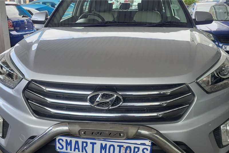 Used 2018 Hyundai Creta 1.6CRDi Executive auto