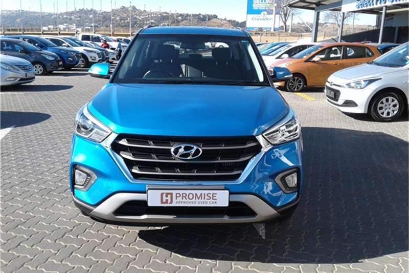 2019 Hyundai Creta 1 6crdi Executive Auto Crossover Suv Diesel