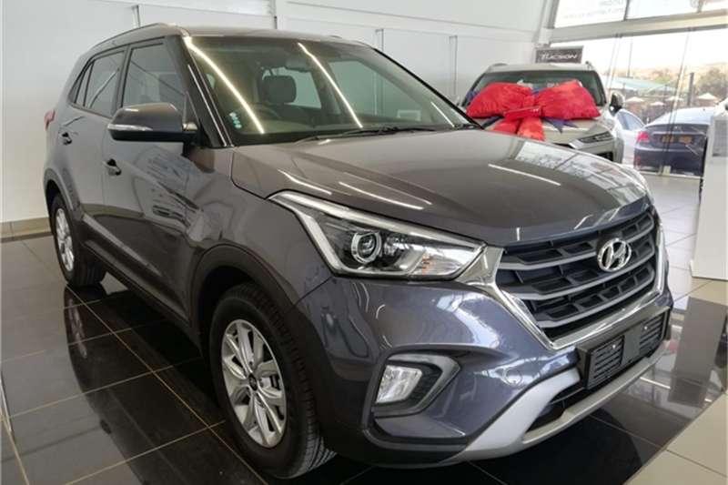Hyundai Creta 1.6CRDi Executive auto 2019