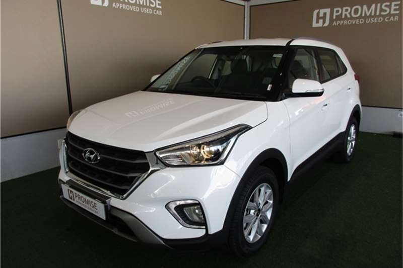 Hyundai Creta 1.6CRDi Executive auto 2020
