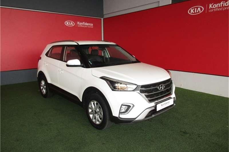 Hyundai Creta 1.6CRDi Executive auto 2020