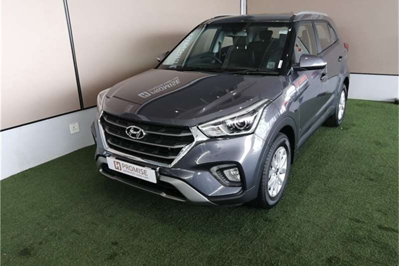 Hyundai Creta 1.6CRDi Executive auto 2021
