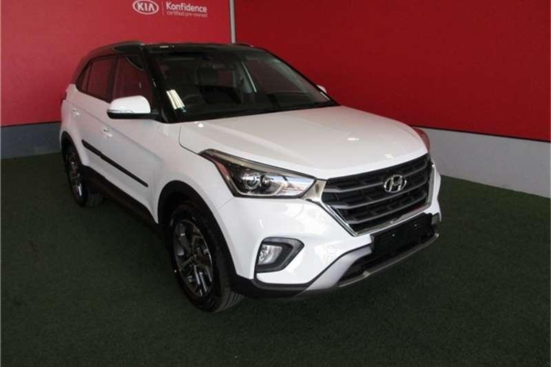 Hyundai Creta 1.6D LIMITED ED A/T 2019
