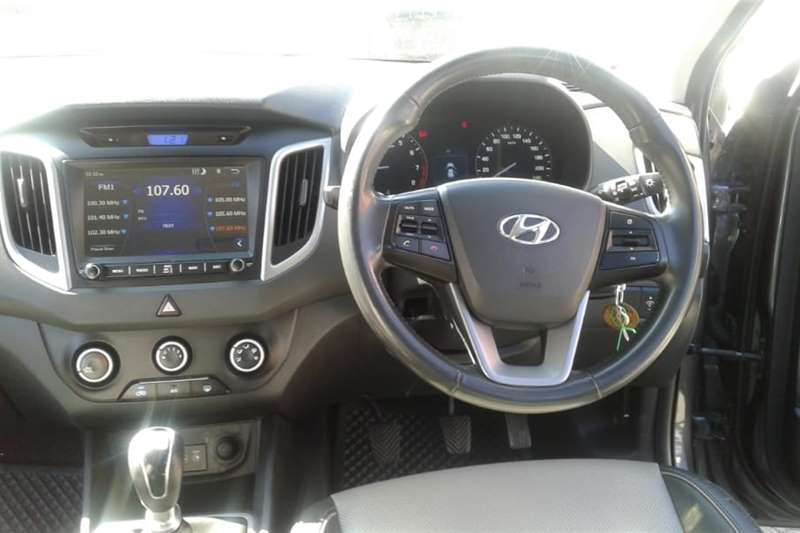 Used 2017 Hyundai Creta