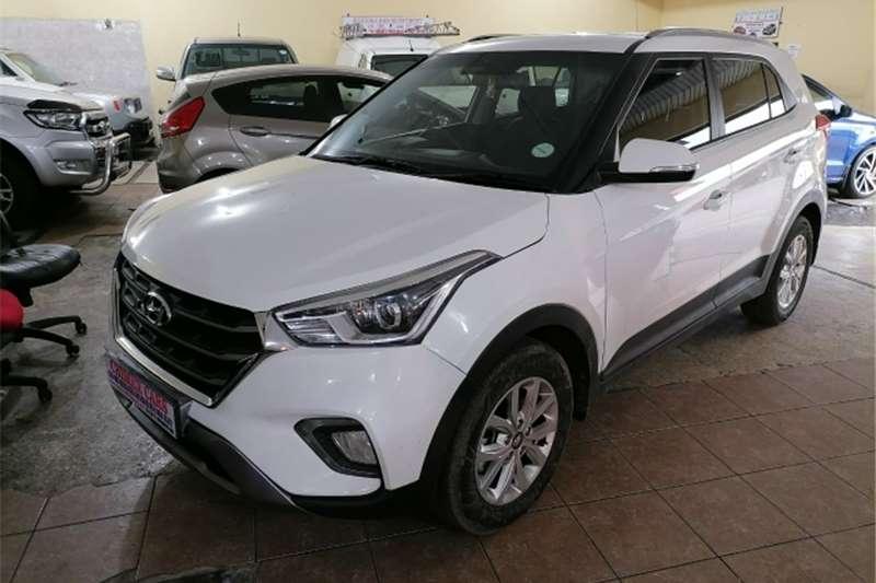Used 2019 Hyundai Creta