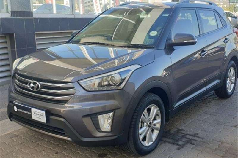 2018 Hyundai Creta 1.6CRDi Executive auto