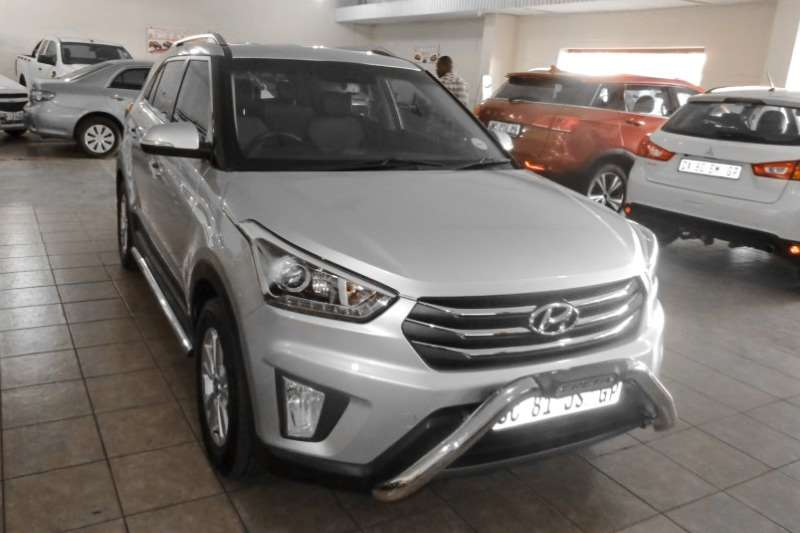 2017 Hyundai Creta 1.6 Executive auto