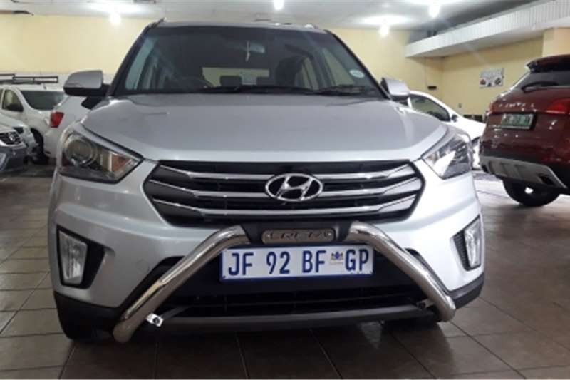 2018 Hyundai Creta 1.6 Executive auto