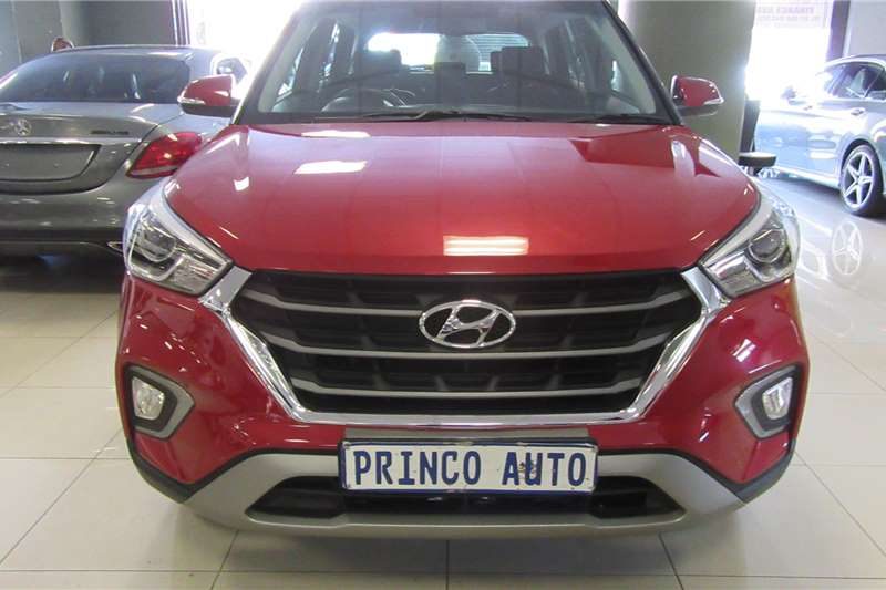 2019 Hyundai Creta 1.6 Executive