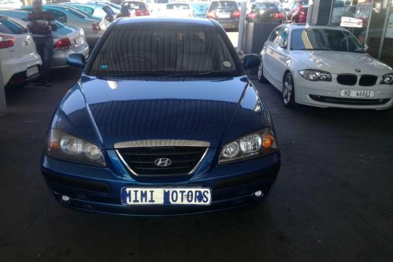 Hyundai Elantra 1.6 2005