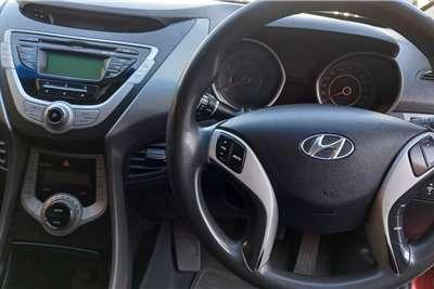 Used 2011 Hyundai Elantra 1.6 Executive
