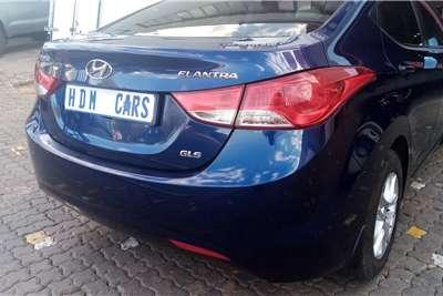 2012 Hyundai Elantra Elantra 1.6 Executive