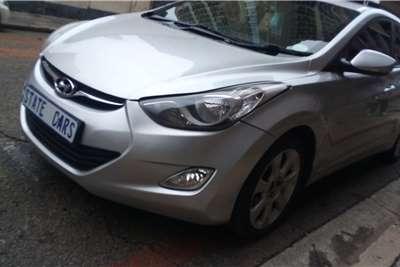 2013 Hyundai Elantra Elantra 1.6 Executive