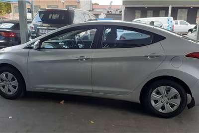 Hyundai Elantra 1.6 Executive 2013
