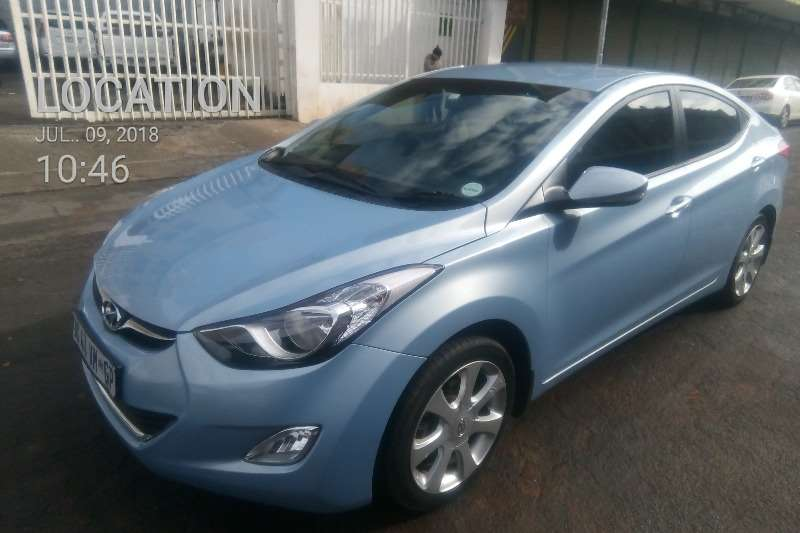2014 Hyundai Elantra Elantra 1.6 Executive