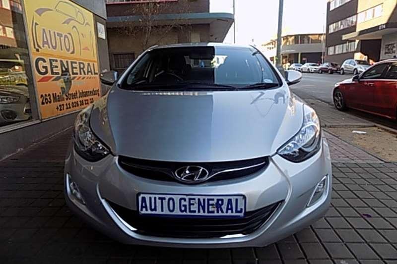 Hyundai Elantra 1.6 Executive 2014