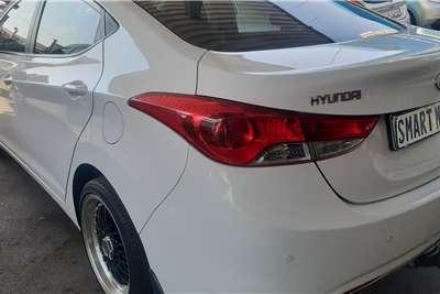 2015 Hyundai Elantra Elantra 1.6 Executive