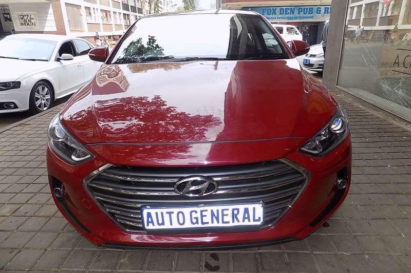 Hyundai Elantra 1.6 Executive 2017