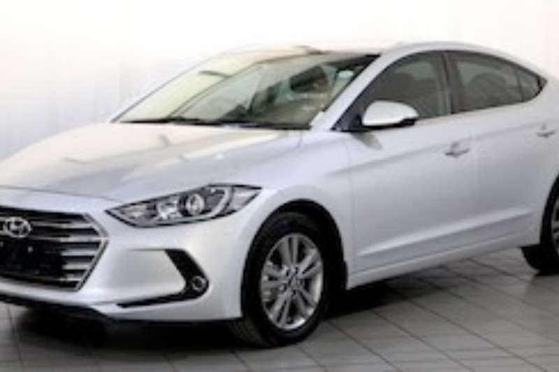 Hyundai Elantra 1.6 Executive 2018