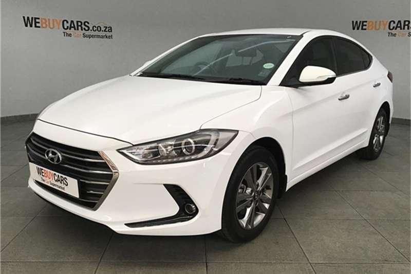 Hyundai Elantra 1.6 Executive 2018