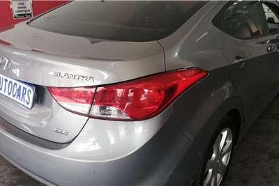 Used 2012 Hyundai Elantra 1.6 Executive auto