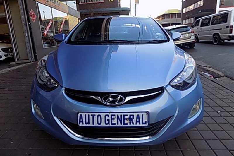 Hyundai Elantra 1.6 Executive auto 2013