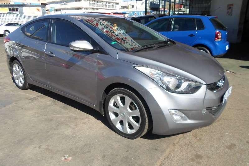 Hyundai Elantra 1.6 Executive auto 2014