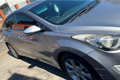 Used 2014 Hyundai Elantra 1.6 Executive auto