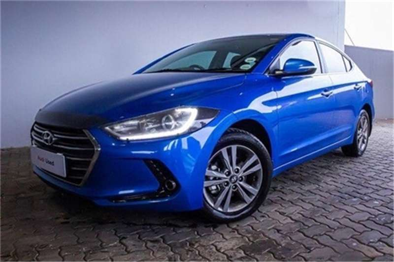 Hyundai Elantra 1.6 Executive auto 2018