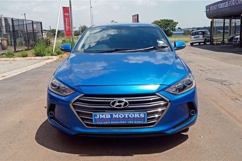 Used 2018 Hyundai Elantra 1.6 Executive auto