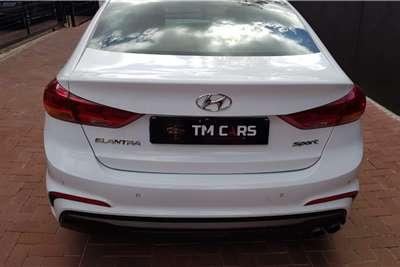 Used 2018 Hyundai Elantra 1.6 Executive auto