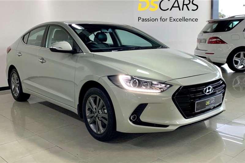 Hyundai Elantra 1.6 Executive auto 2019