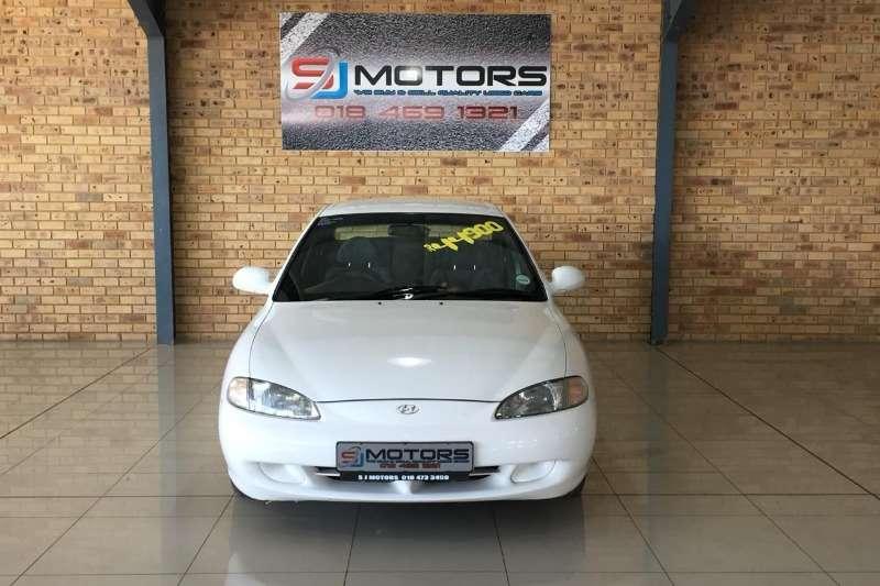 Hyundai Elantra 1.6 GLS 1997