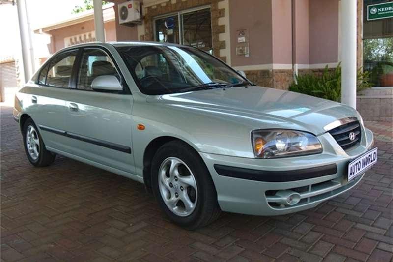 Hyundai Elantra 1.6 GLS 2006