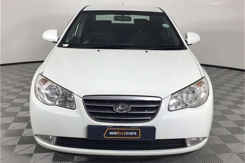 Hyundai Elantra 1.6 GLS 2010