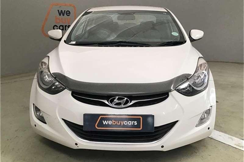 Hyundai Elantra 1.6 GLS 2012