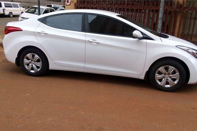 2012 Hyundai Elantra Elantra 1.6 GLS