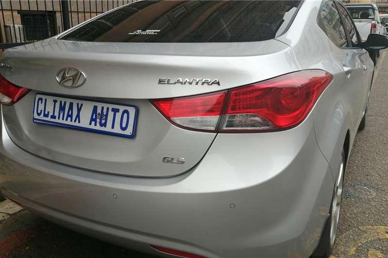Hyundai Elantra 1.6 GLS 2013