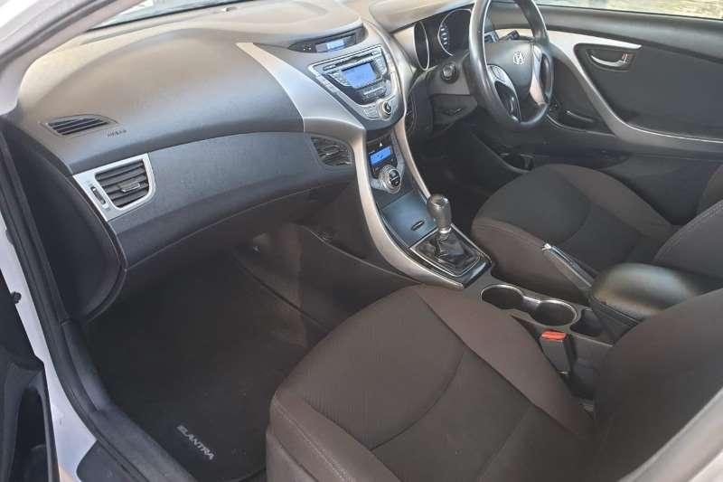 Used 2013 Hyundai Elantra 1.6 GLS