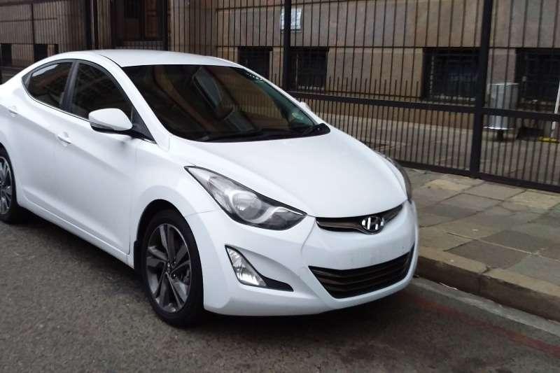 Used 2014 Hyundai Elantra 1.6 GLS